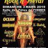 FISMES Rock ' Metal 3  Mars 2019