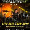 VINNY APPICE LIVE EVIL TOUR 2019