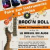 """les """"Fauss'Air"""" le 14/09/2019 à la salle des fêtes du Breuil en Auge"""