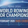 CHAMPIONNATS DU MONDE D'AVIRON INDOOR PARIS / 7 & 8 FÉVRIER 2020