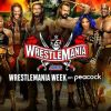 WRESTLEMANIA the 10 and 11 April 2021