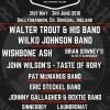 RORY GALLAGHER INTERNATIONAL TRIBUTE FESTIVAL