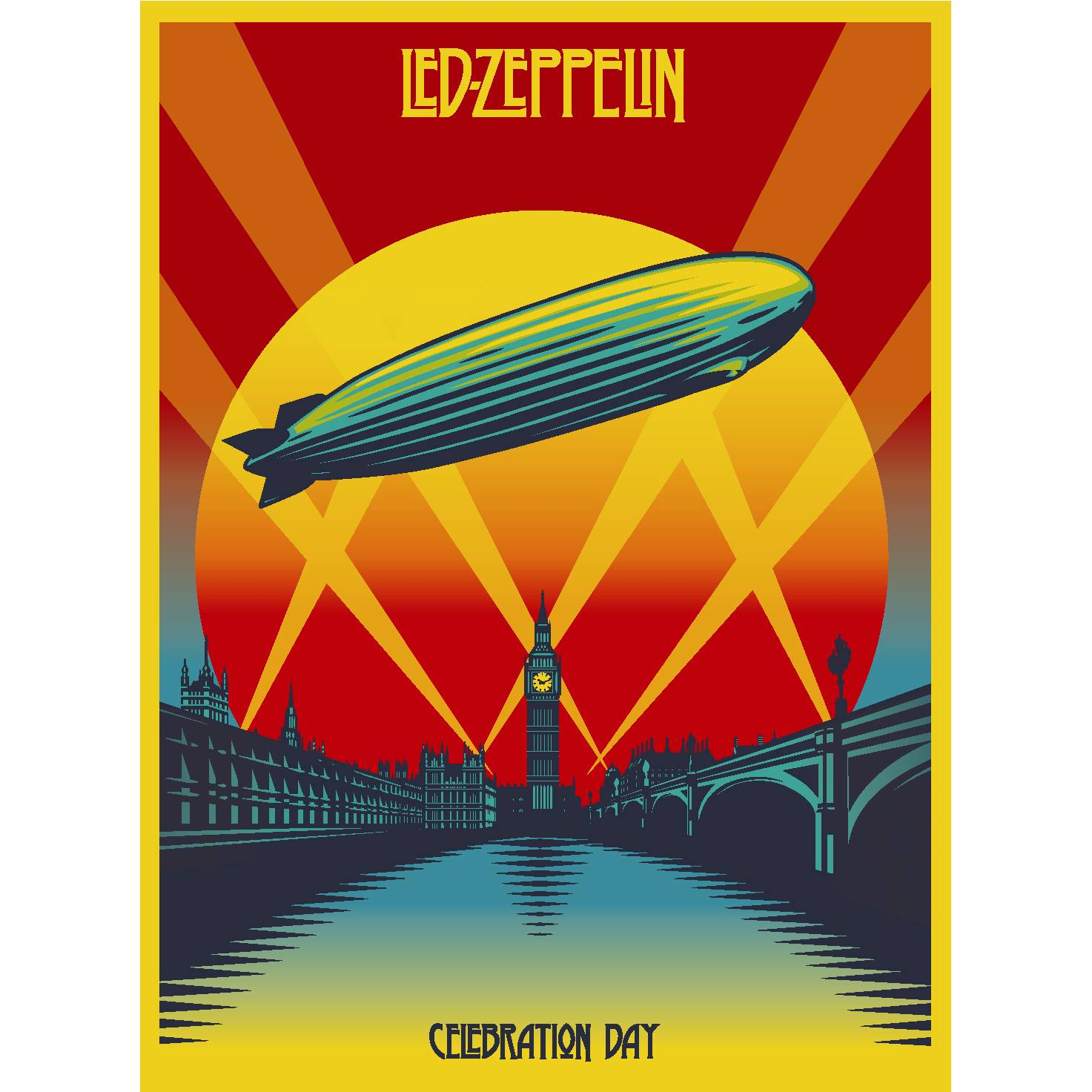 led zeppelin homepage: