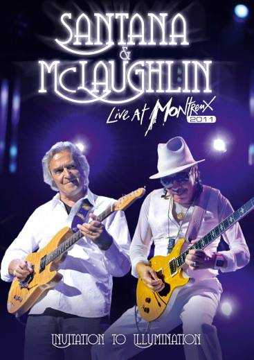 CARLOS SANTANA et JOHN MC LAUGHLIN