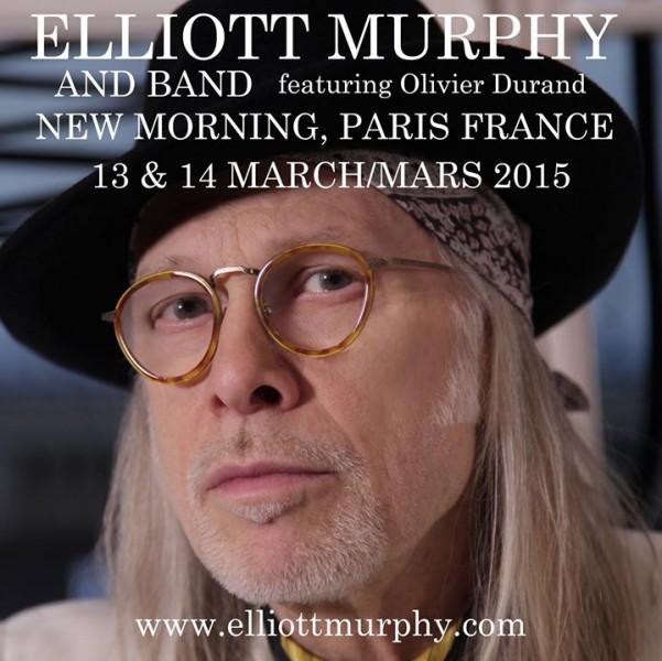 elliott murphy