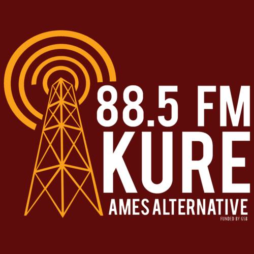 pretty nice 657e6 84bb7 88.5 FM KURE ames Alternative RADIO