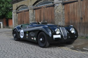 1950 XK120 Alloy Competition Roadster_Coys_Fontwell House