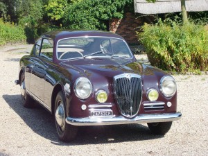 1952 Lancia Aurelia B20 GT Second Series_COYS Interclassics Maastricht
