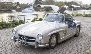 1955 Mercedes-Benz 300 SL Gullwing_COYS_Techno Classica Essen_1