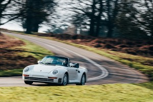 GT Porsche Magazine Porsche 959 Cabrio Coys of Kensington Photography Malcolm Griffiths 6th February 2017 twitter:@malcy70s Insta:@malcy1970 malcy1970@me.com www.malcolm.gb.net Copyright Malcolm Griffiths