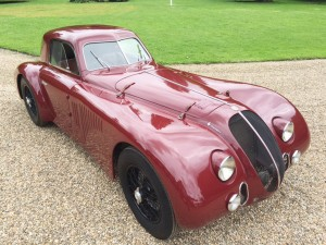 LOT 133 - 1942 ALFA ROMEO 6C 2500 SUPER SPRINT _ LE MANS BERLINETTA