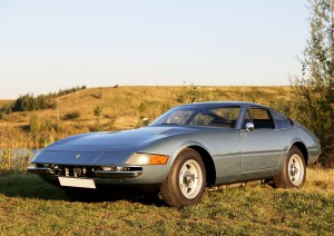 LOT 147 - 1972 FERRARI DAYTONA