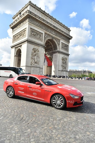 05 Maserati Ghibli arrives in Paris - 2_