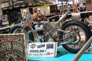 ATF-Kustom Bike Show