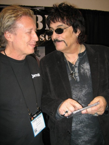 mike wolf carmine appice