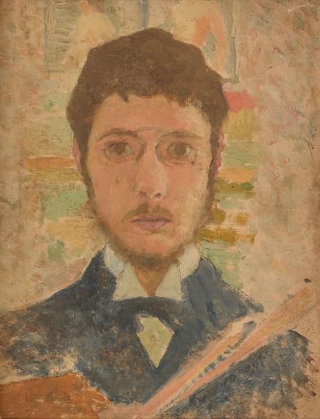 OSENAT - Bonnard -Autoportrait, 1889 - 29 mars 2014 (1)