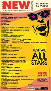 AFFICHE ALL STARS 2015