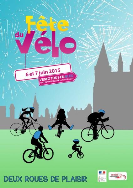 Affiche Fête du Vélo