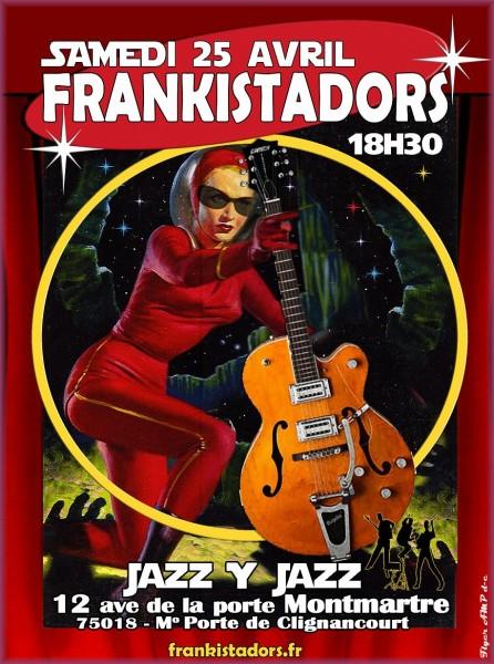 mail Affiche Jazz y Jazz