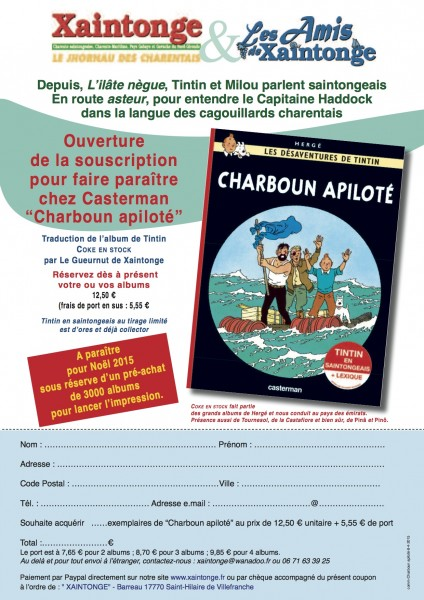 Bulletin Charboun