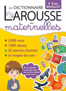 Dictionnaires des maternelles