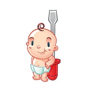 bebe tournevis