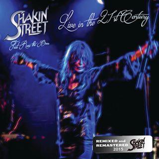 shaking street