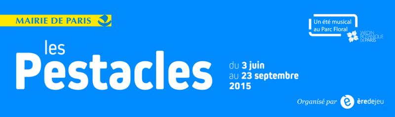 Logo Les pestacles 2015
