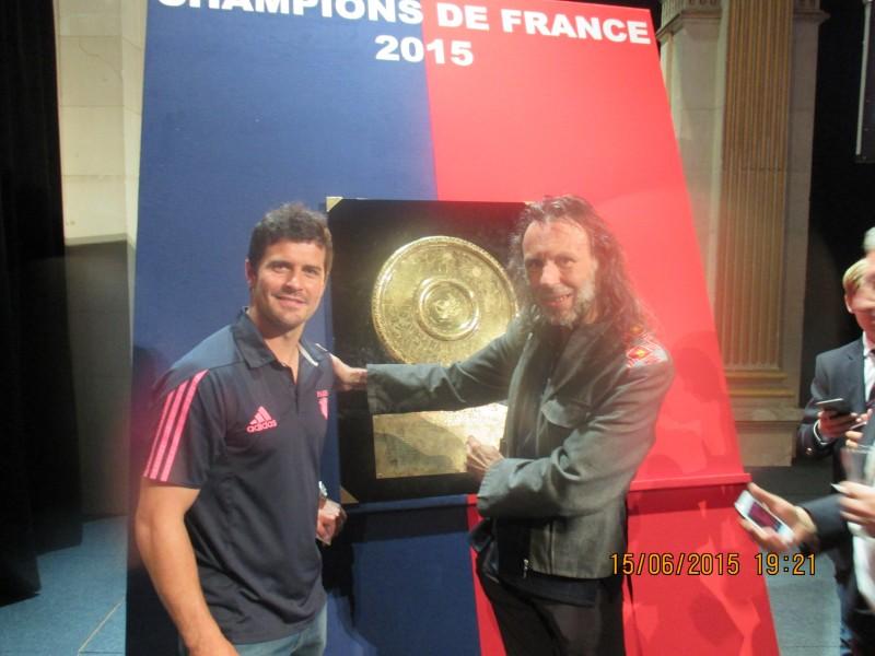 morgan stade français
