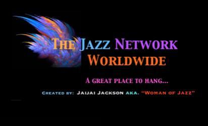THE JAZZ NETWORK WORLDWIDE LOGO