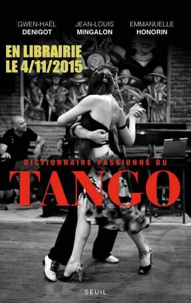 DICTIONNAIRE pour les passionné du Tango