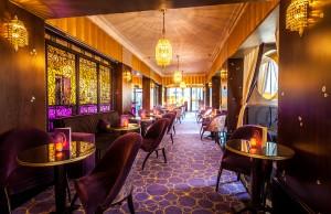 Purple Bar - Hotel du Collectionneur