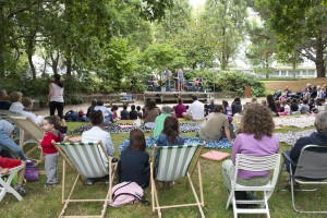 Les Gadjos Parc des Vallons Kercado Jazz Off Vannes 2014