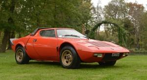 Lancias Stratos de 1975