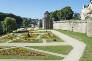 Jardin des Remparts