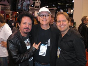 namm Randy Goodrum and Steve Lukather
