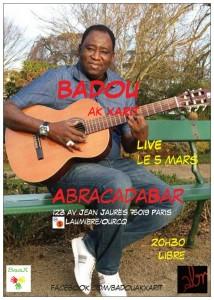 Badou ak Xarit 5 mars 2016
