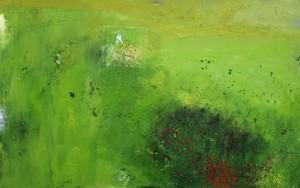 Serge Goulet - peinture - Ah Les coquelicots - bd