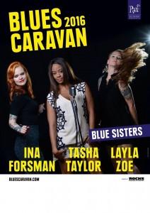 blues caravan 2016