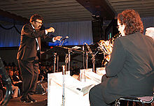 David_Baker_(far_left)_leading_the_Smithsonian_Jazz_Masterworks_Orchestra