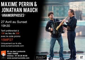 Maxime PERRIN & Jonathan MAUCH