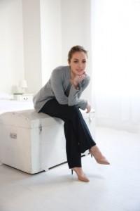 The Sì Women's Circle - Charlotte Ranson, the ballet dancer - Giorgio Armani (PRNewsFoto/GIORGIO ARMANI Fragrances Intl)
