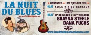 la nuit du blues