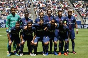 PSG nouvelle équipe