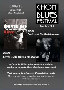 chom blues festival