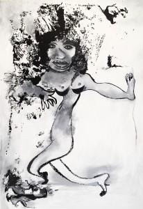 arnaud-la-folle-dingue-2013-huile-sur-toile-165-x-115-cm