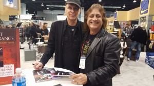 namm 2017 partie 2 billy sheehan