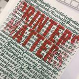 printers matters