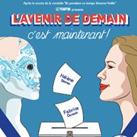 L'AVENIR DE DEMAIN C'EST MAINTENANT !