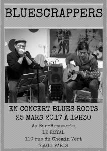 bluescrappers 25MARS17